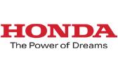 Honda Sponsor Logo Web
